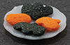 Dollhouse Miniature Halloween Cookies On Plate